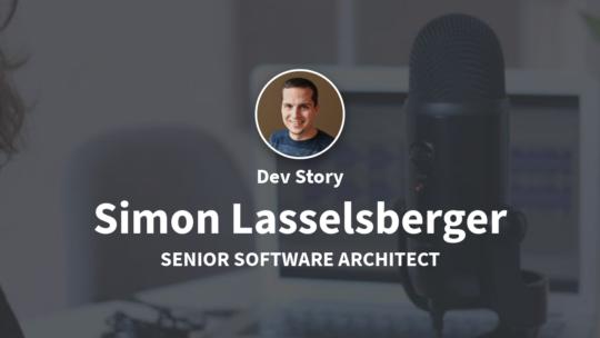 Simon Lasselsberger DevStory devjobs.at